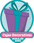 Cajas decorativas Logo